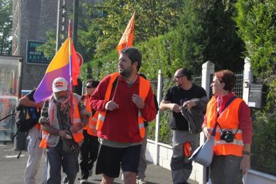 ETAPA DEL 23-09-10 (Manifestaciones y vigilancia policial)