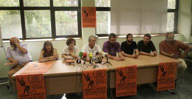 Peregrinación contra la reforma (reportaje de El Periódico de Aragón)
