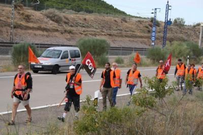 Camino de Huesca ( Segunda etapa)