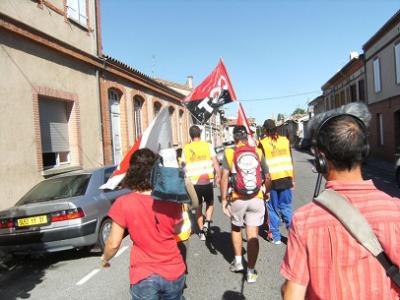 Más noticias en los medios sobre la Marcha a Bruselas
