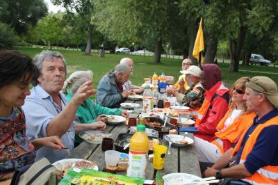 ETAPA DEL 16-09-10 (Actuar juntos contra el Paro)